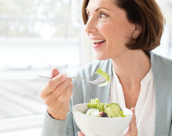 Hábitos de vida saludable: Alilimentación