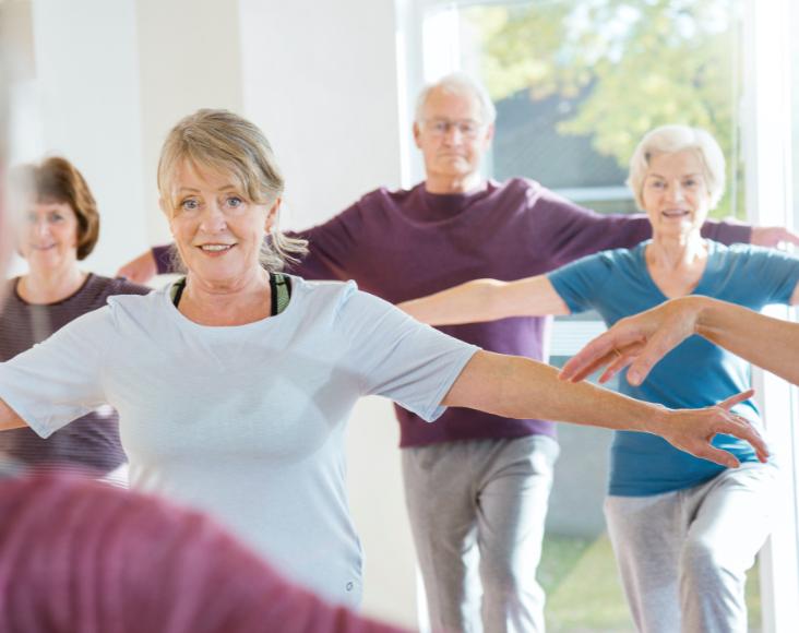 Hábitos de vida saludable: Ejercicio físico