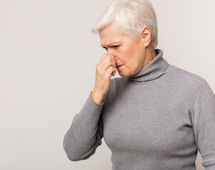 Síntomas del cáncer de pulmón: Ronquera o cambios de voz