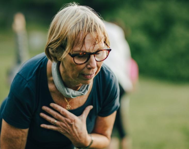 Síntomas del cáncer de pulmón: Cansancio, dolor de huesos