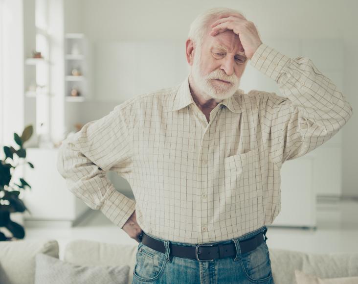 Síntomas de la covid-19: La fiebre, la tos seca y el cansancio o malestar general