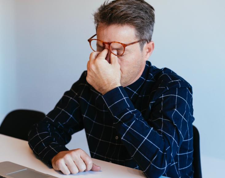 Síntomas de la EPOC: Fatiga y agotamiento