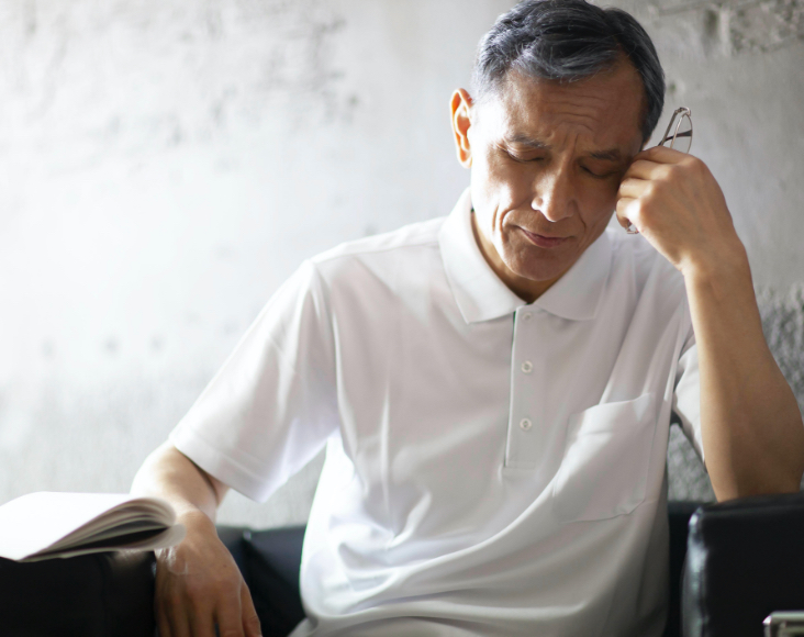 Síntomas de la EPOC: Falta de concentración
