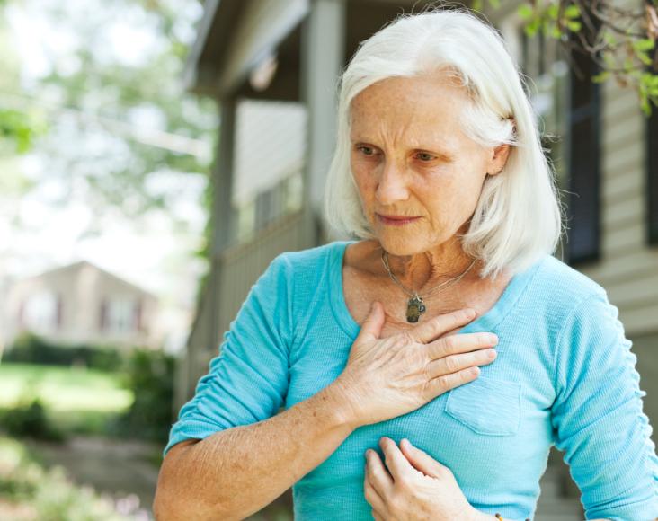 Desencadenantes del asma: Silbidos en el pecho