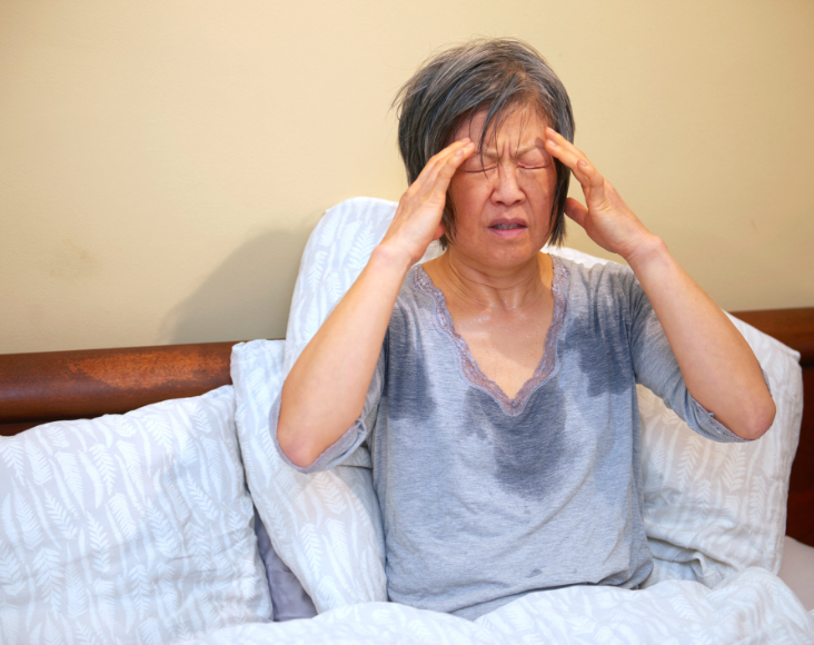Síntomas de la tuberculosis: Febrícula, sudoración nocturna